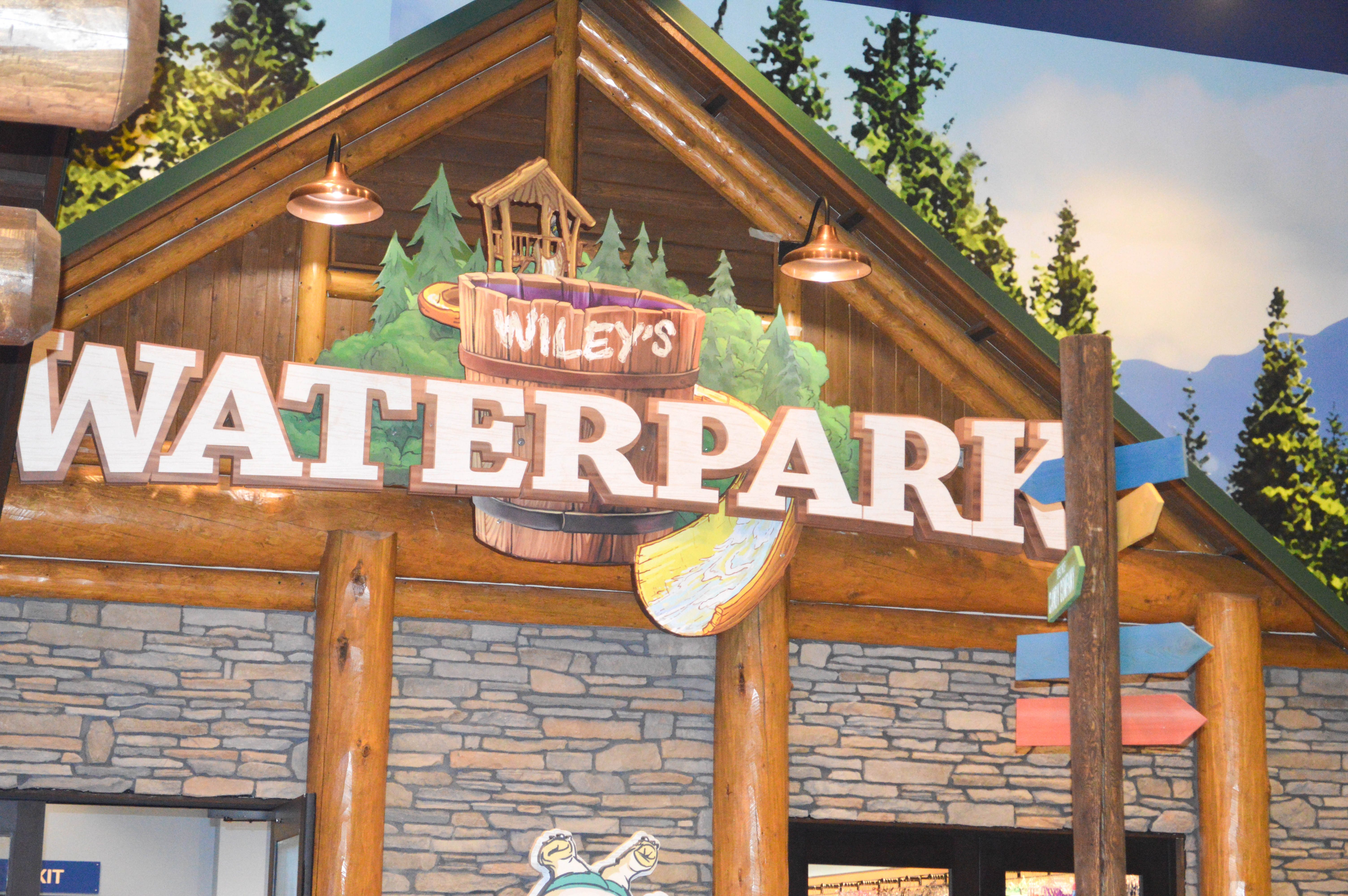 Newest Great Wolf Lodge Location in Colorado Springs, featured by popular life and style blogger, All Things Lovely
