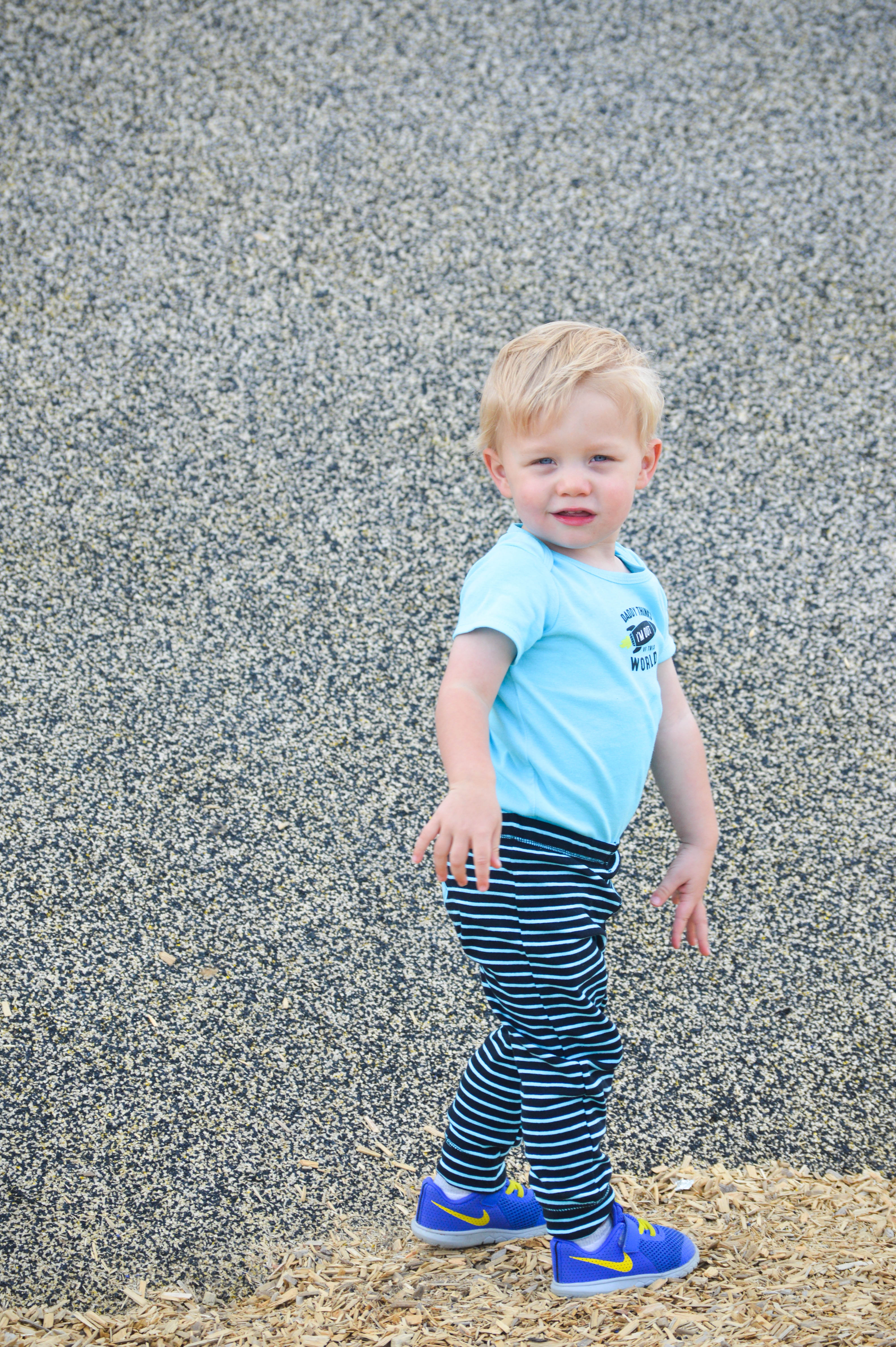 Becoming a Big Brother featured by popular Denver lifestyle blogger, All Things Lovely