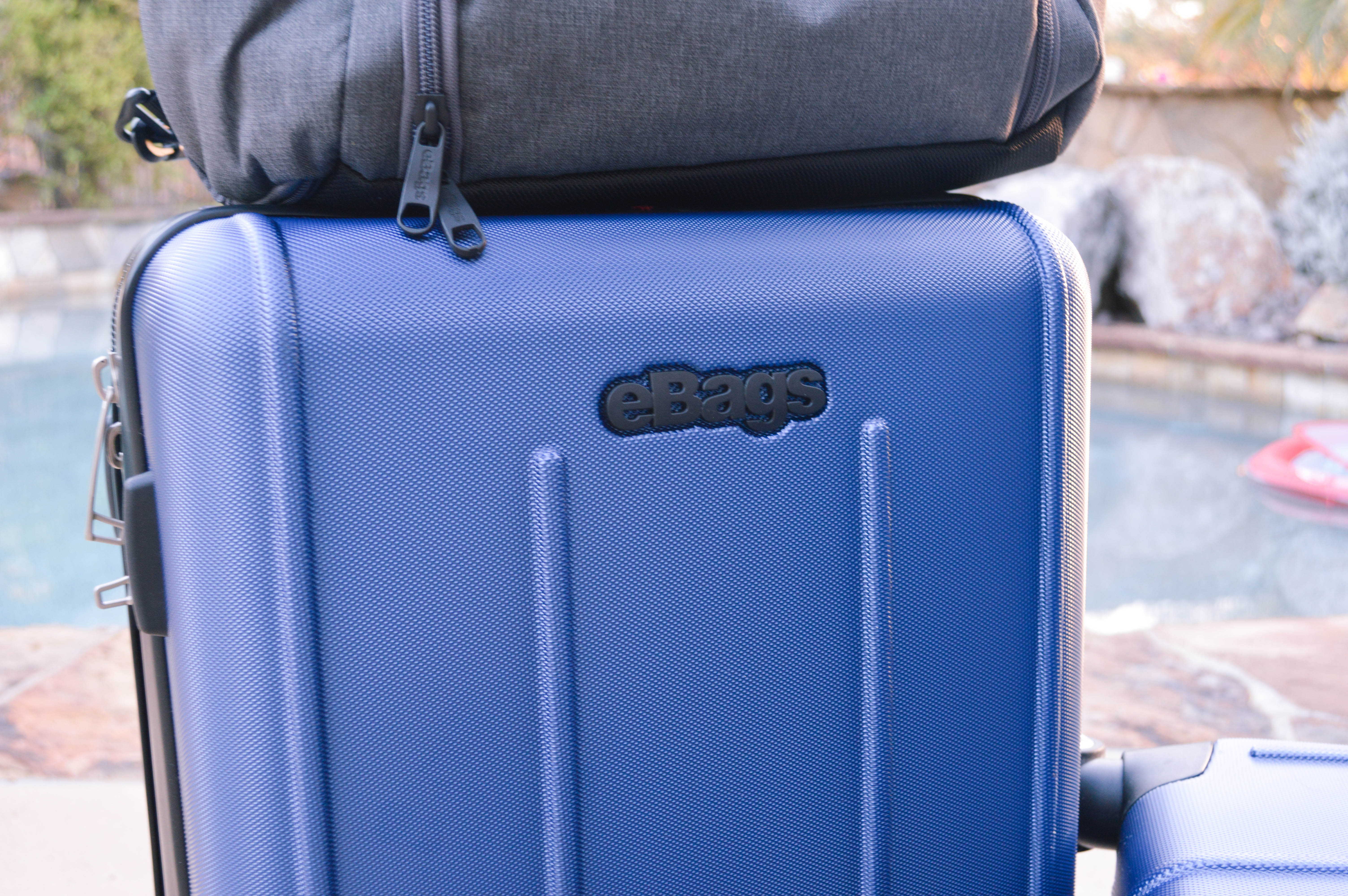 Ebags Review: Packing for the Whole Family featured by popular Denver lifestyle blogger, All Things Lovely