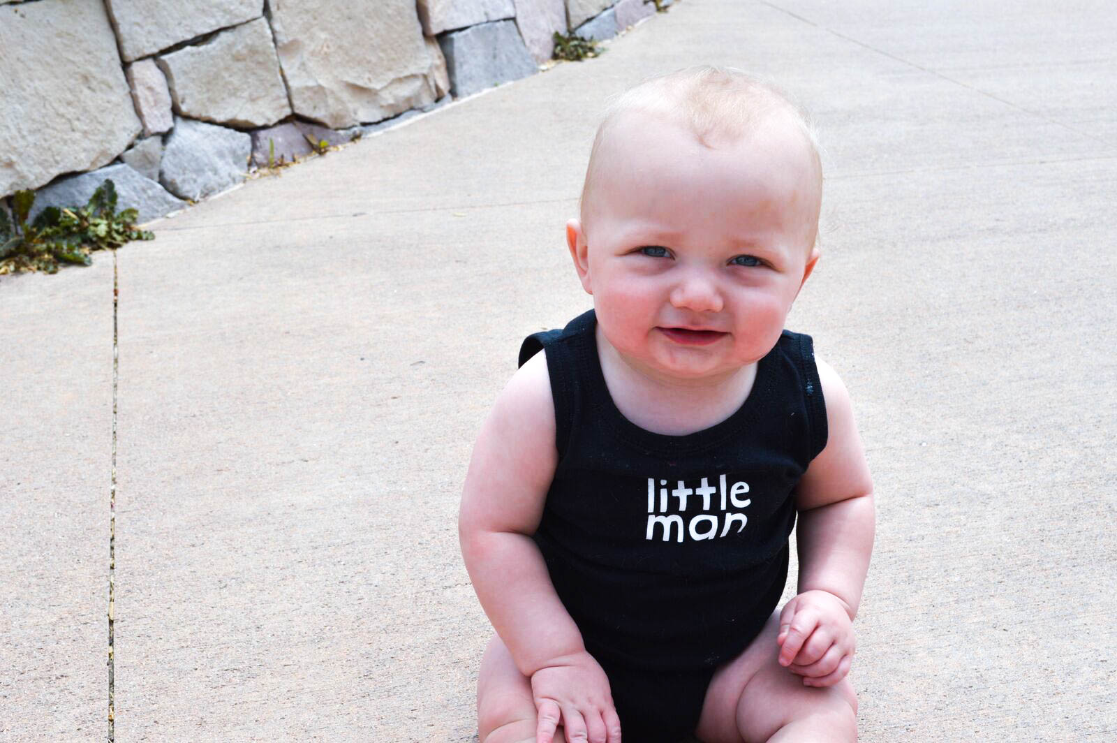 first birthday - Carters Little Baby Basics featured by popular Denver lifestyle blogger, All Things Lovely