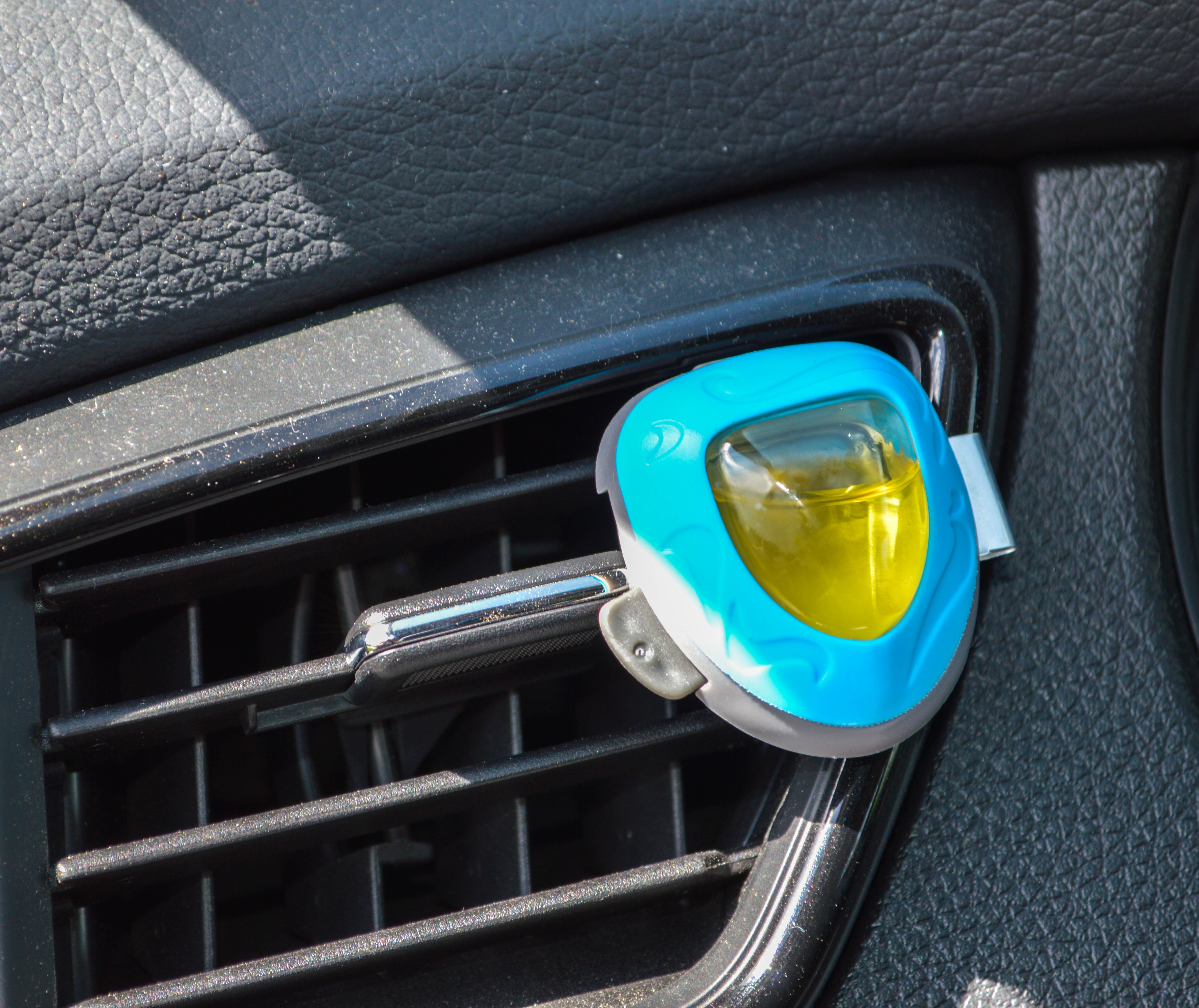 Refresh Your Car Air Freshener reviewed by popular Denver lifestyle blogger, All Things Lovely