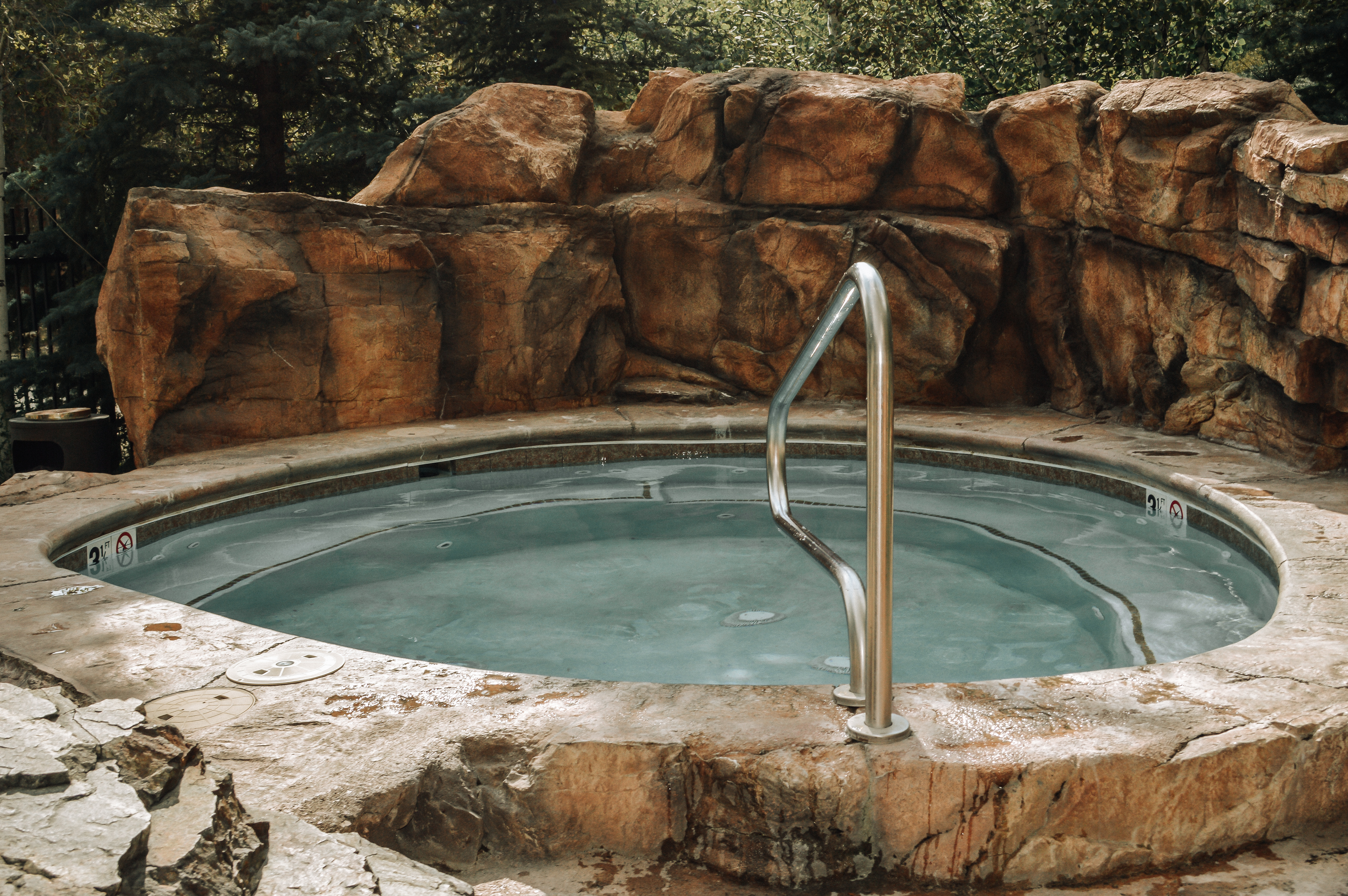 The Springs at River Run review featured by popular Denver travel blogger, All Things Lovely