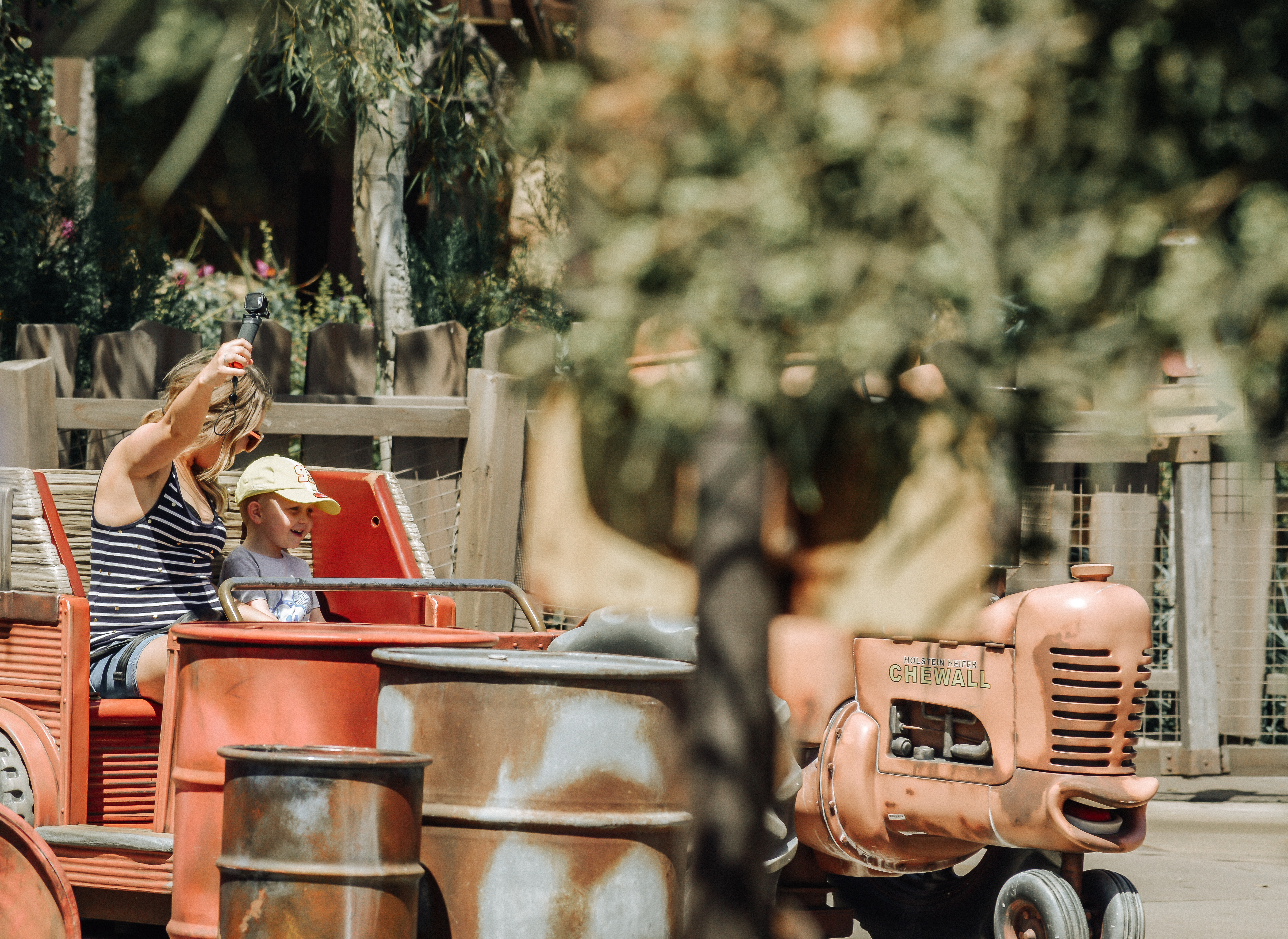 Cars Land | Disneyland Cars Land tips featured by top Denver travel blog, All Things Lovely