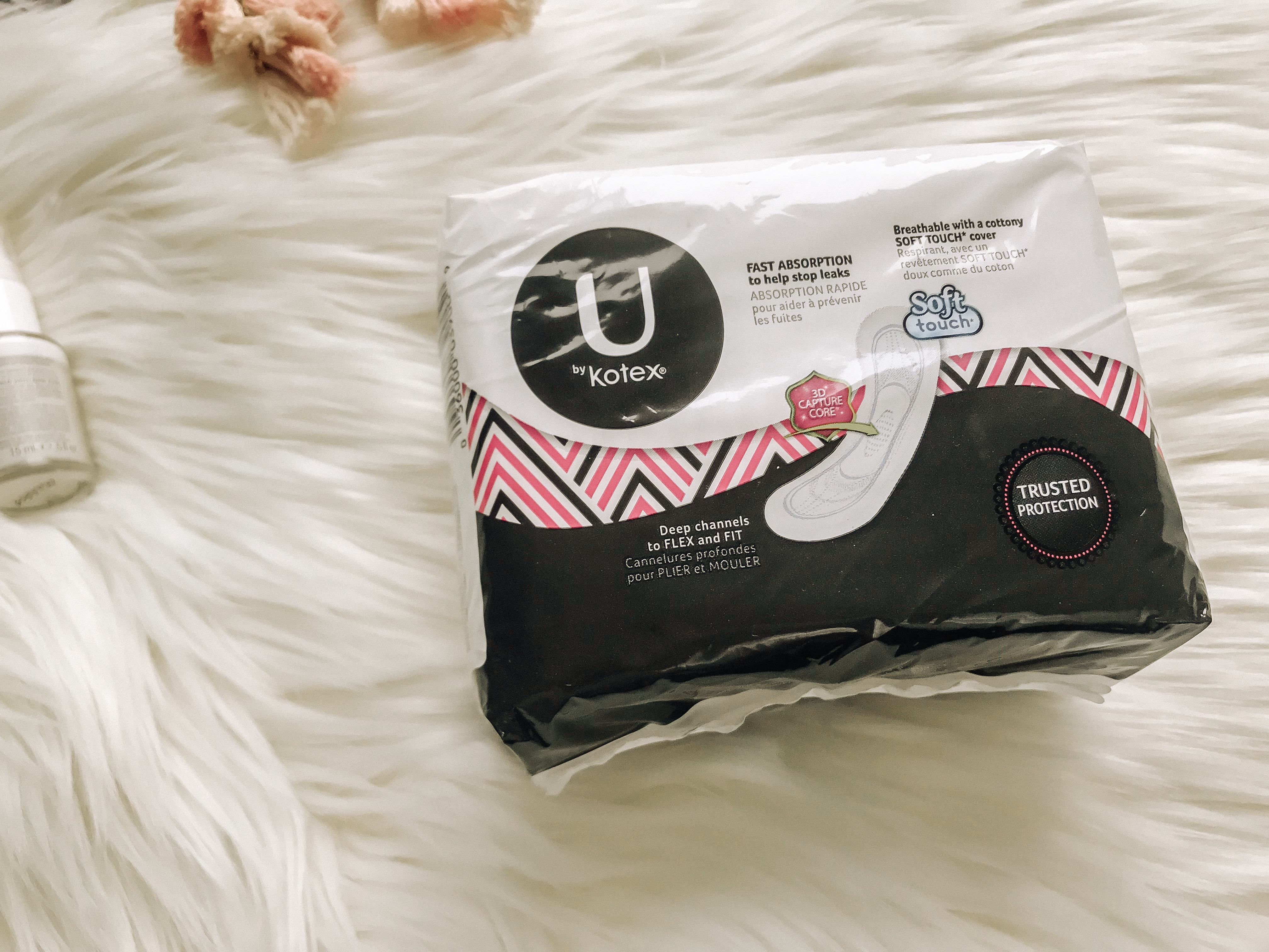 The Time of the Month Struggles featuring U by Kotex, by top Denver lifestyle blog, All Things Lovely