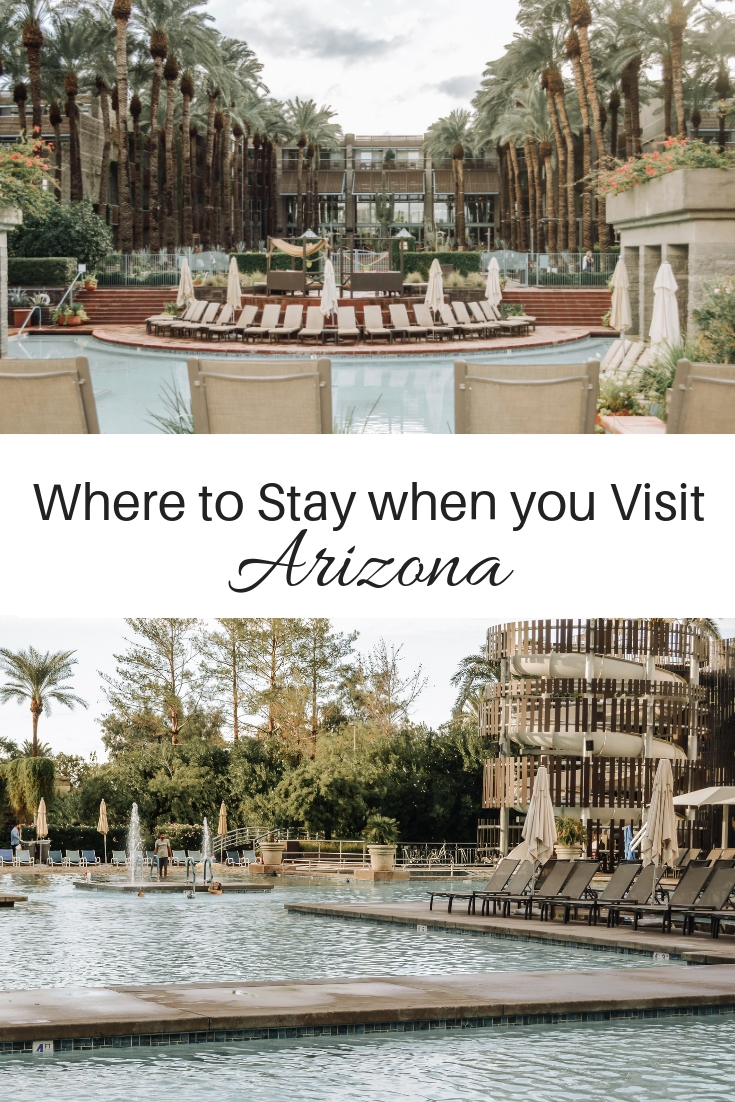 Popular Denver lifestyle and family travel blogger, Katie of All Things Lovely reviews the Hyatt Regency Hotel and Spa in Scottsdale, Arizona just outside of Phoenix.
