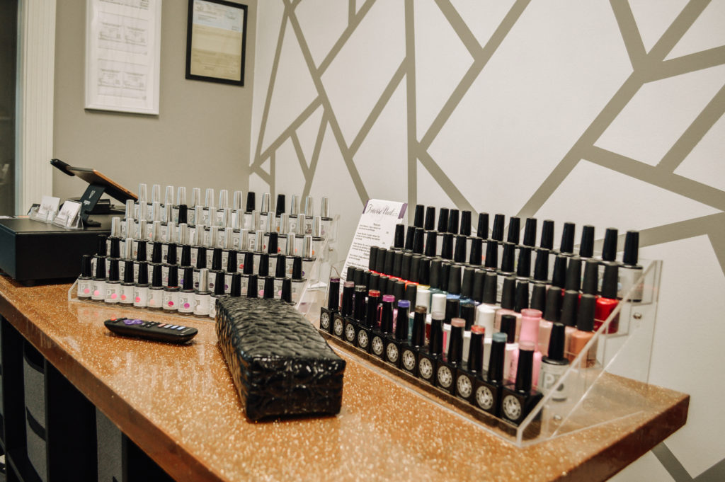 Finesse Nail Studio - Top Nail Salon in Denver reviewed by top Denver blogger, All Things Lovely