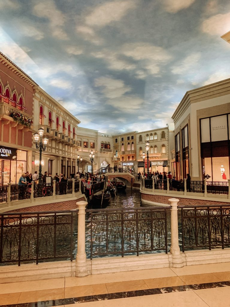 how to save money during a weekend in Las Vegas, featured by top US travel blog, All Things Lovely